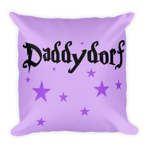 Daddydorf – Magical Square Pillow