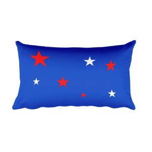 American Hearts – Rectangular Pillow